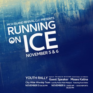 RUNNING ON ICE 2015